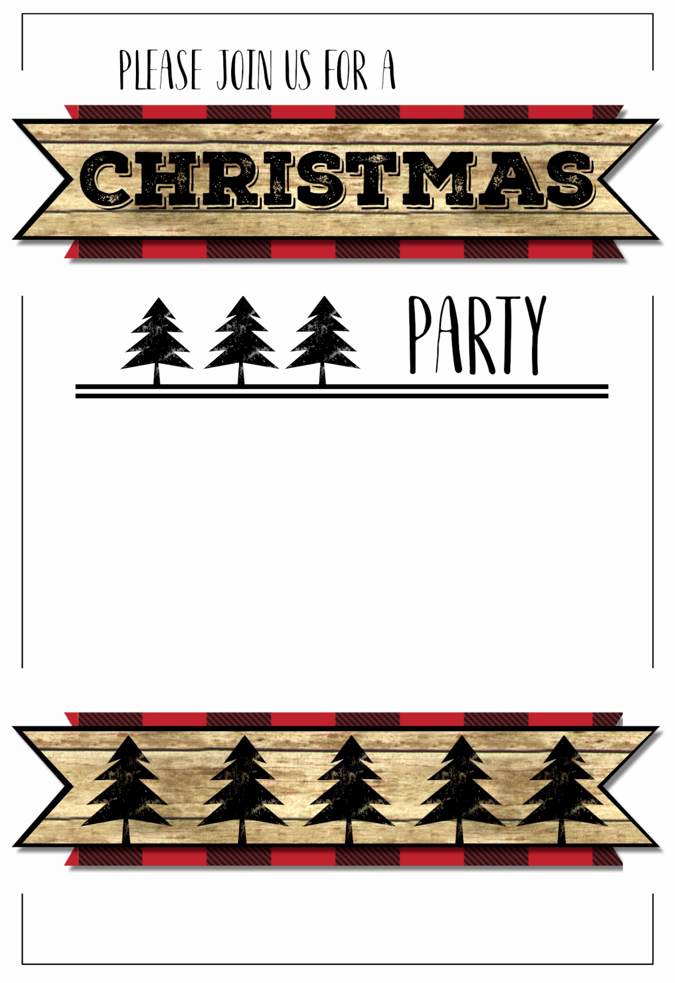 Christmas Party Invitations Free Best Of Christmas Party Invitation Templates Free Printable