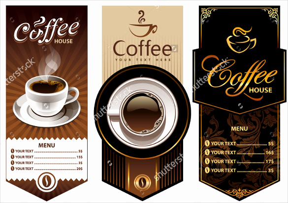 Coffee Shop Menu Template Elegant 20 Coffee Menu Templates – Free Sample Example format