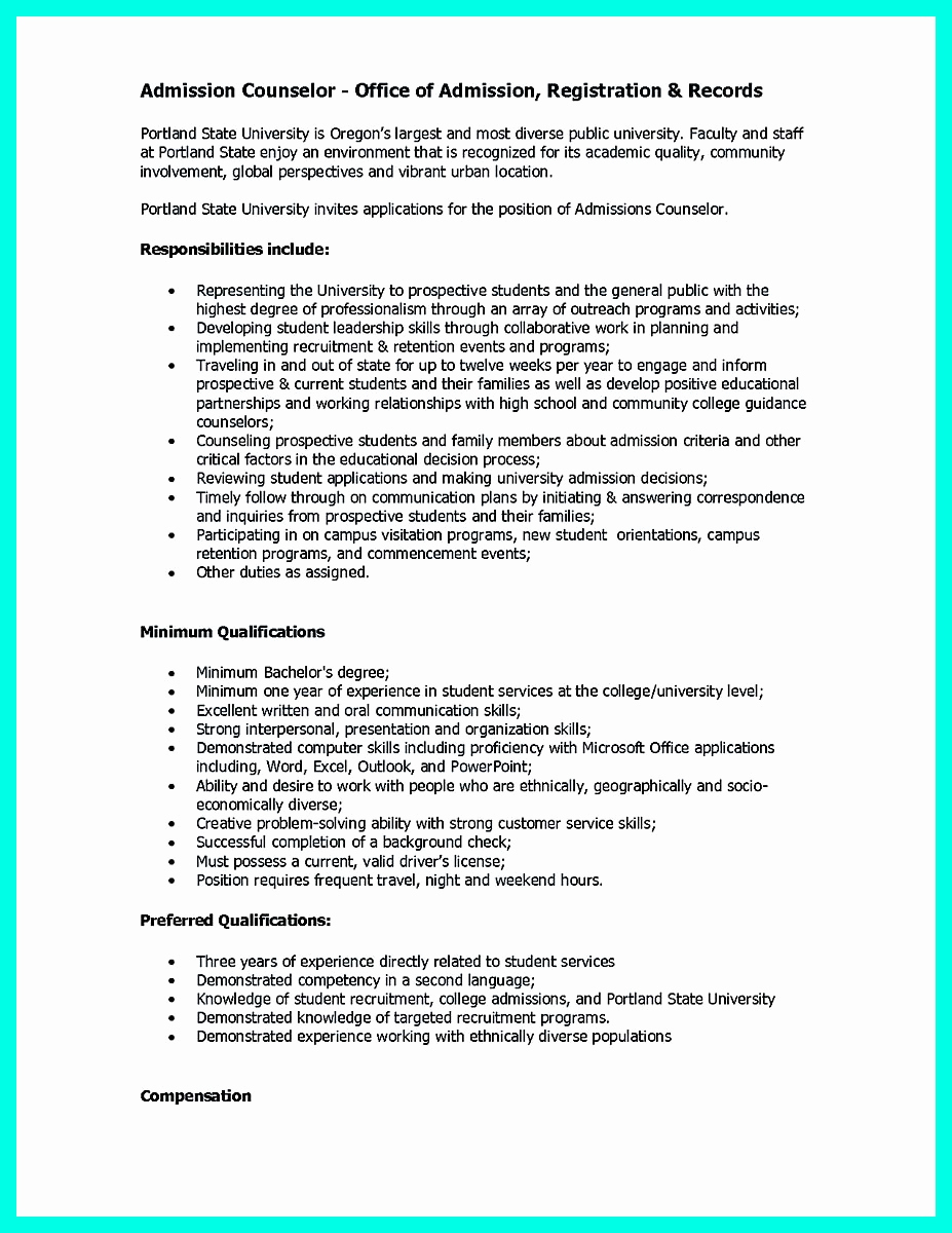 College Applicant Resume Template Fresh Write Properly Your Ac Plishments In College Application