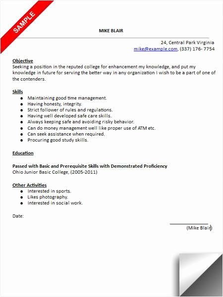 College Application Resume Examples Luxury Pinterest • the World's Catalog Of Ideas