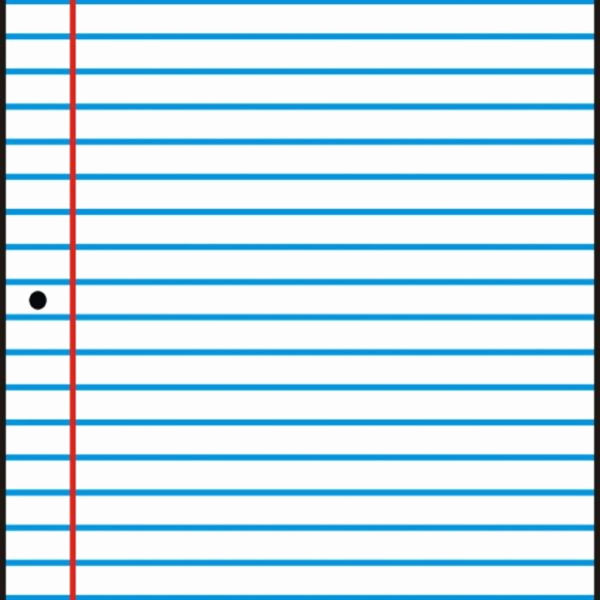 College Ruled Notebook Paper New Free Printable Notebook Paper College & Wide Ruled Inside