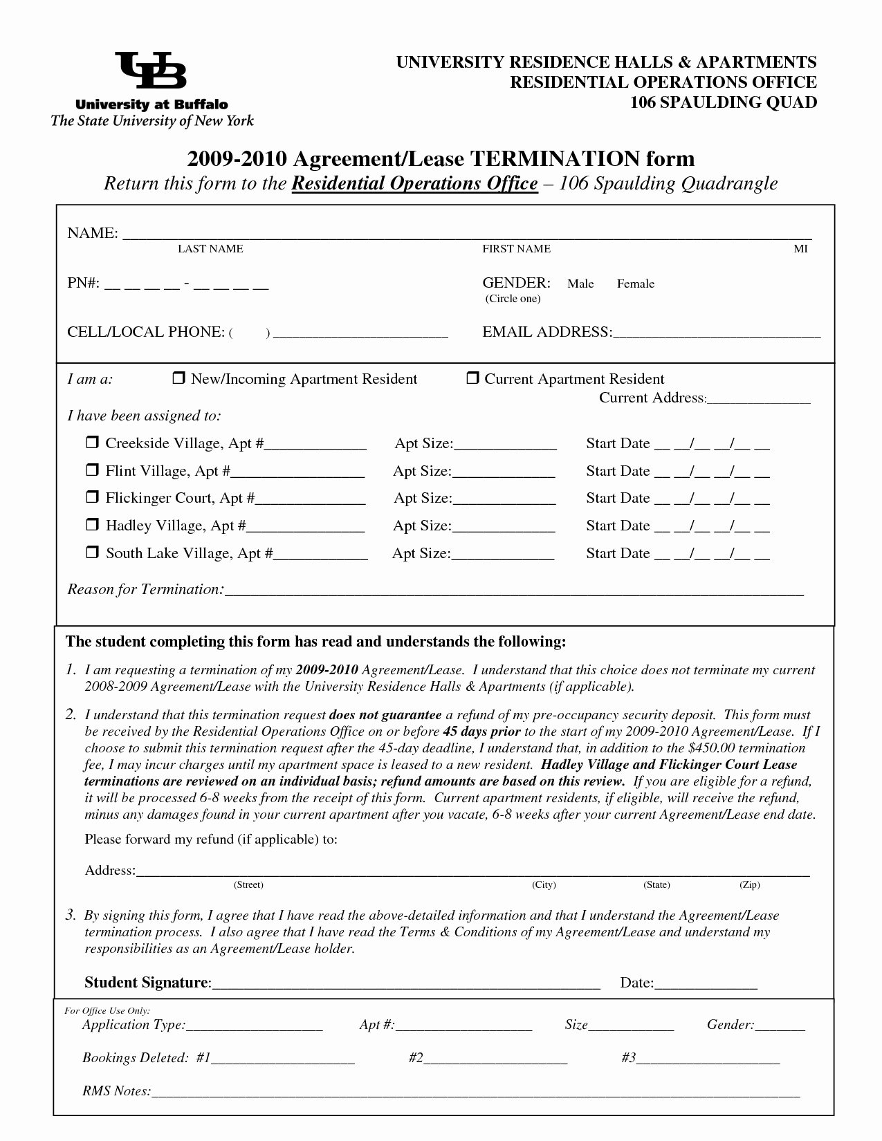 Commercial Lease Termination Letter Lovely Lease Termination forms by Jessicaderusso Termination Of