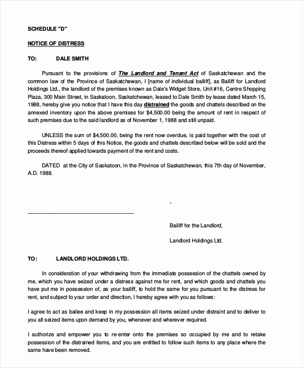 Commercial Lease Termination Letter New 7 Lease Termination Letters Free Word Pdf Documents