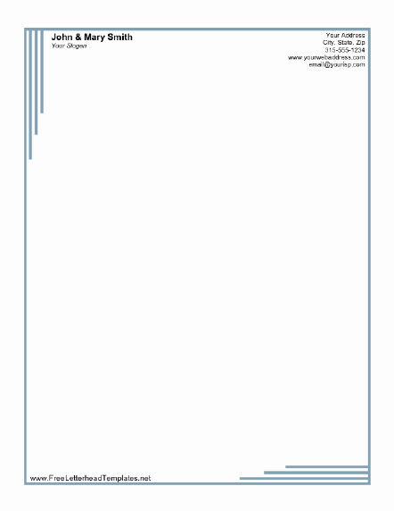 Company Letterhead Template Word Awesome 25 Free & Premium Business Letterhead Word Templates [ Doc