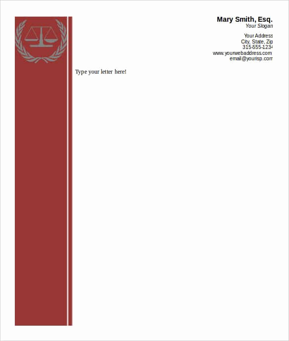 Company Letterhead Template Word Awesome 31 Word Letterhead Templates Free Samples Examples