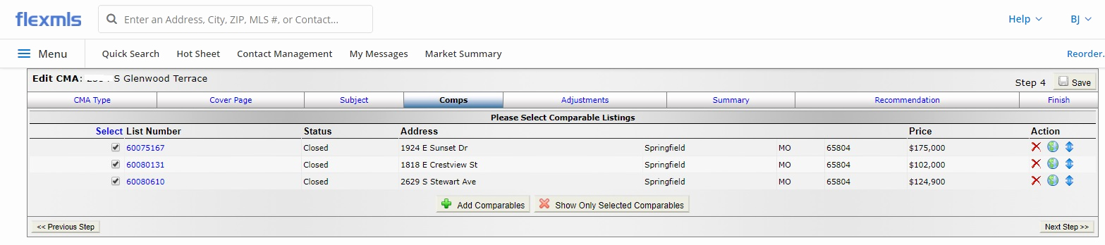 Comparative Market Analysis form Best Of What Does Parative Market Analysis Cma Mean In Real