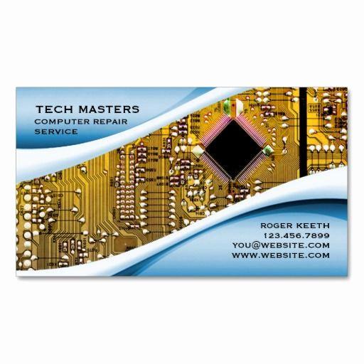 Computer Repair Business Cards Beautiful 133 Best Images About Puter Repair Business Cards On