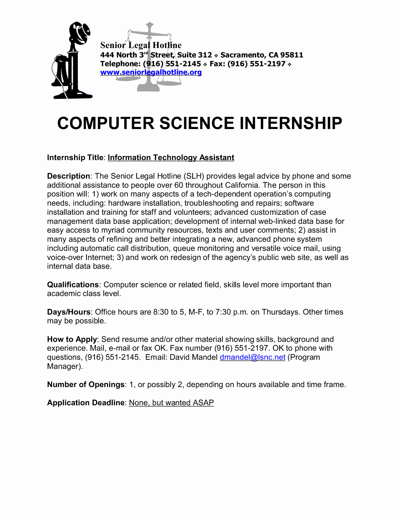 Computer Science Student Resume Luxury 13 Resume for Puter Science Internship Examples