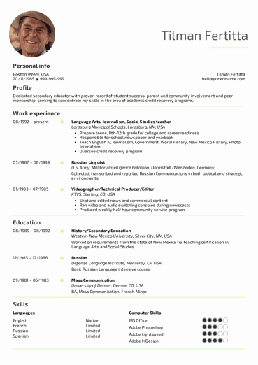 Computer Science Student Resume Luxury Resume Examples by Real People Student Resume Puter