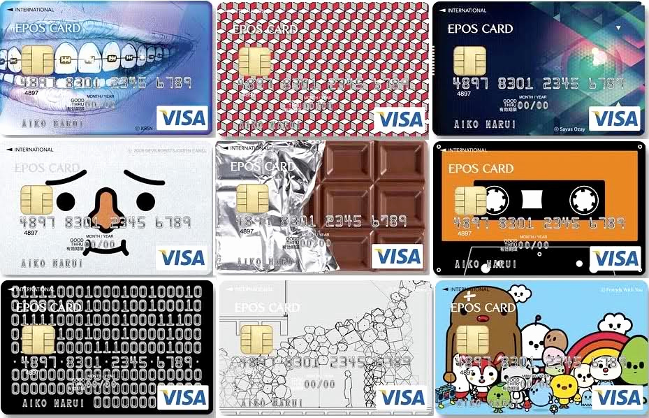 Cool Debit Card Designs Beautiful I Do It for the Pure Joy Doing It and I thought My