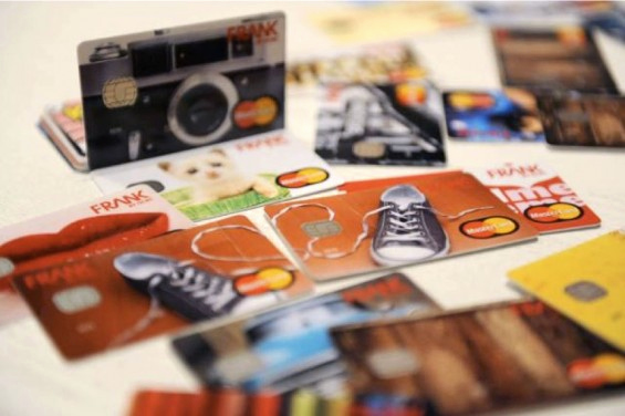 Cool Debit Card Designs Fresh Your Point View Meet Frank Maybe the Coolest Bank Gen