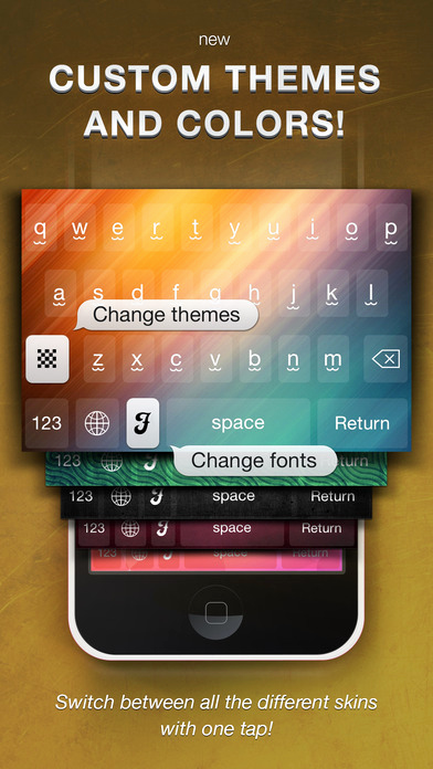 Cool Fonts for androids Fresh Cool Fonts Pro the Best Font Keyboard with themes for