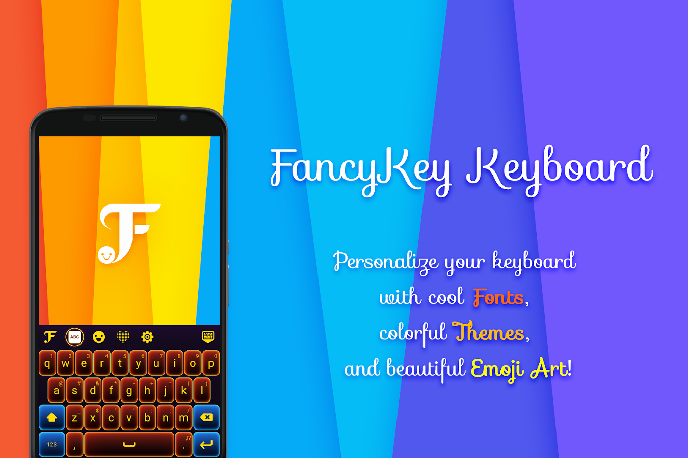 Cool Fonts for androids Fresh Fancykey Keyboard Cool Fonts android Apps On Google Play