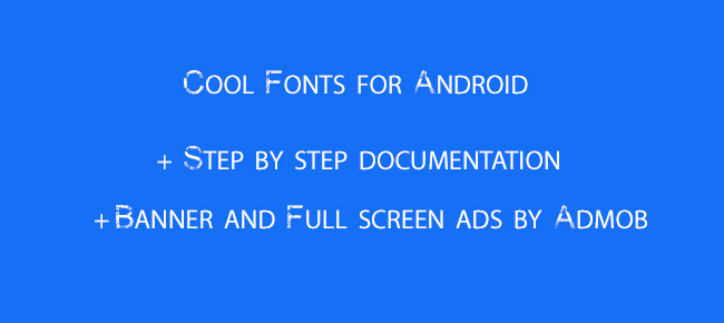 Cool Fonts for androids New Buy Cool Fonts for android Utilities
