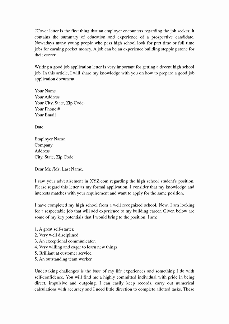 Cover Letter Examples for Students Luxury 1000 Images About Michaela On Pinterest