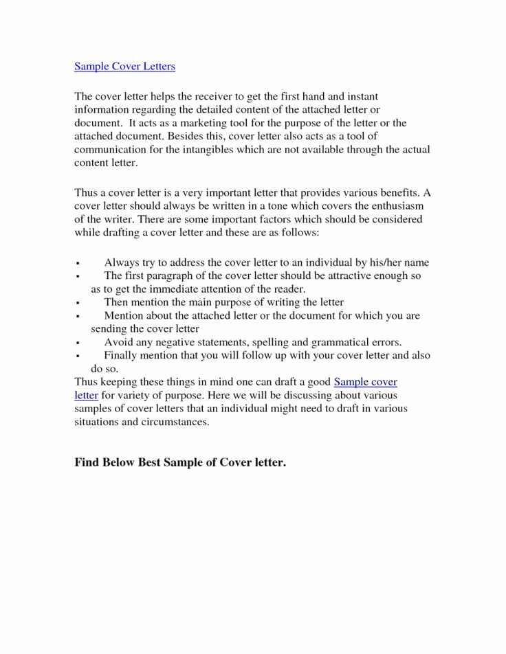 Cover Letter for First Job New 78 Best Images About Cover Letters On Pinterest