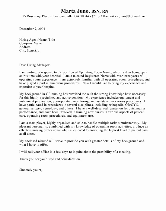 Cover Letter for Nursing Job New Pin by Jobresume On Resume Career Termplate Free