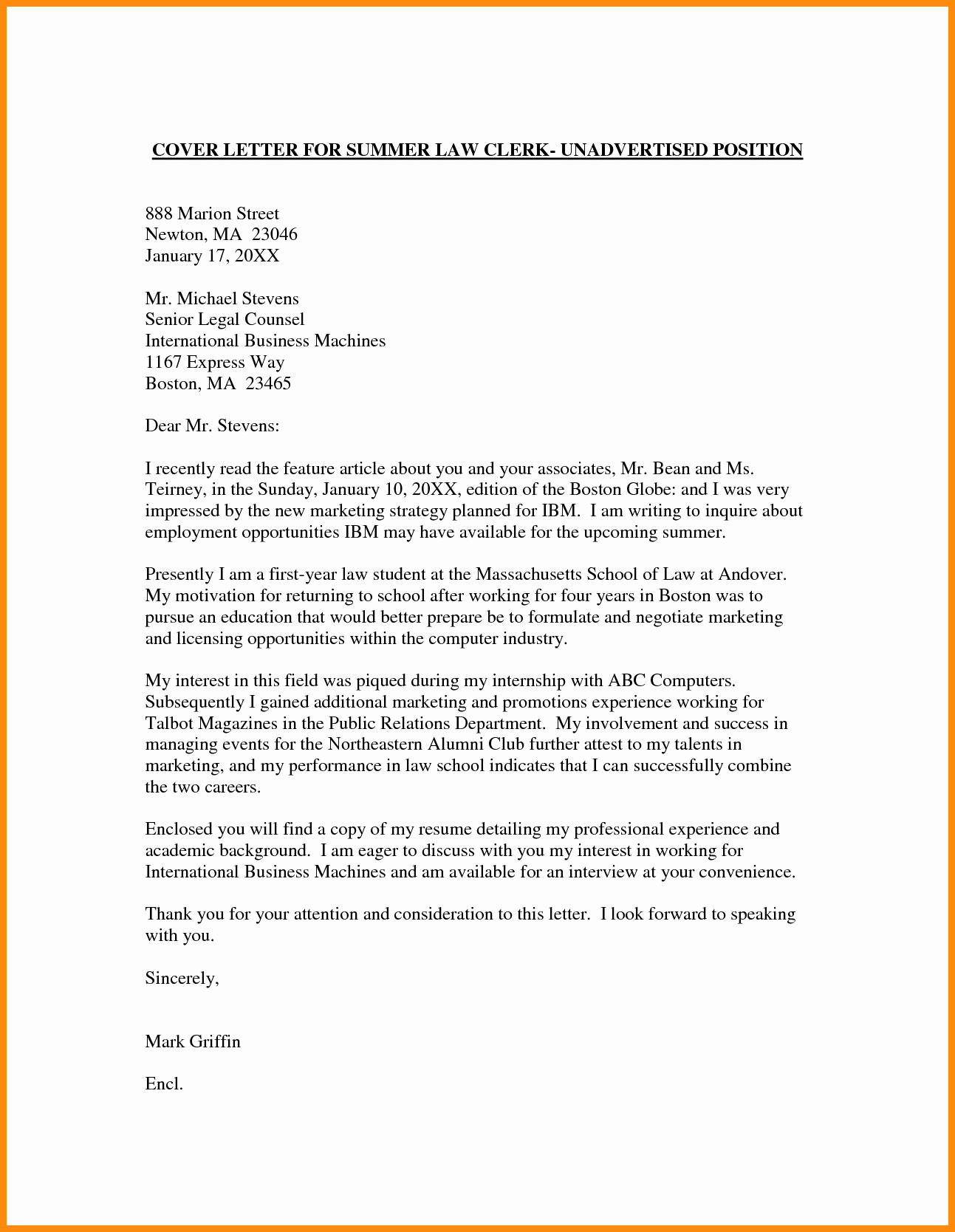 Cover Letter for Promotion Fresh 11 12 Cover Letter Examples for Promotion