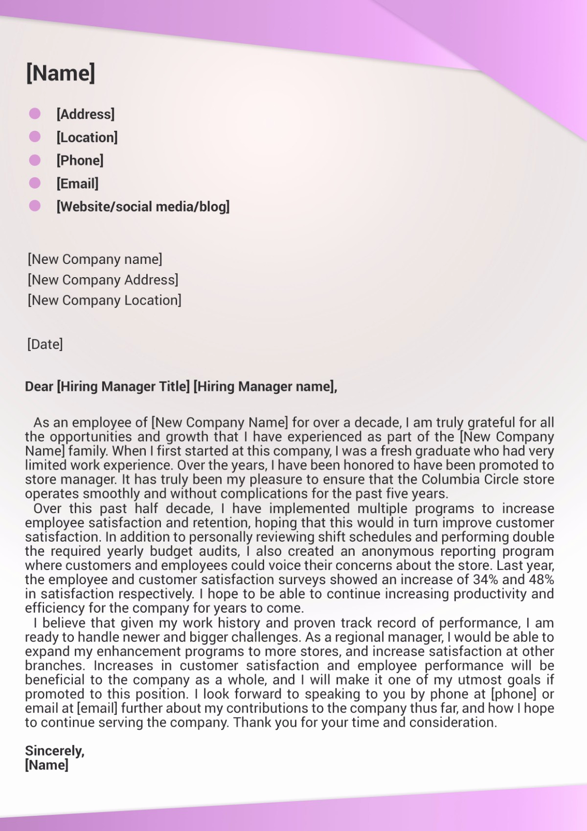Cover Letter for Promotion Fresh Smart Cover Letter Quickly and Easily