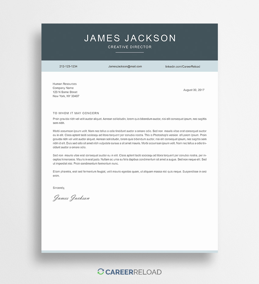 Cover Letter Free Template Luxury Download Free Resume Templates Free Resources for Job