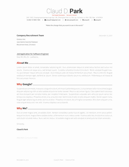 Cover Letter Latex Template New Awesome Cv Cover Letter Latex Template Latex