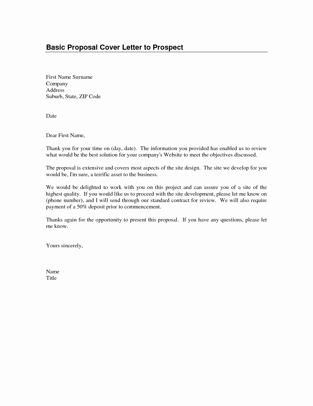 Cover Letter Template Doc Fresh All Cover Letter Samples for Professionals