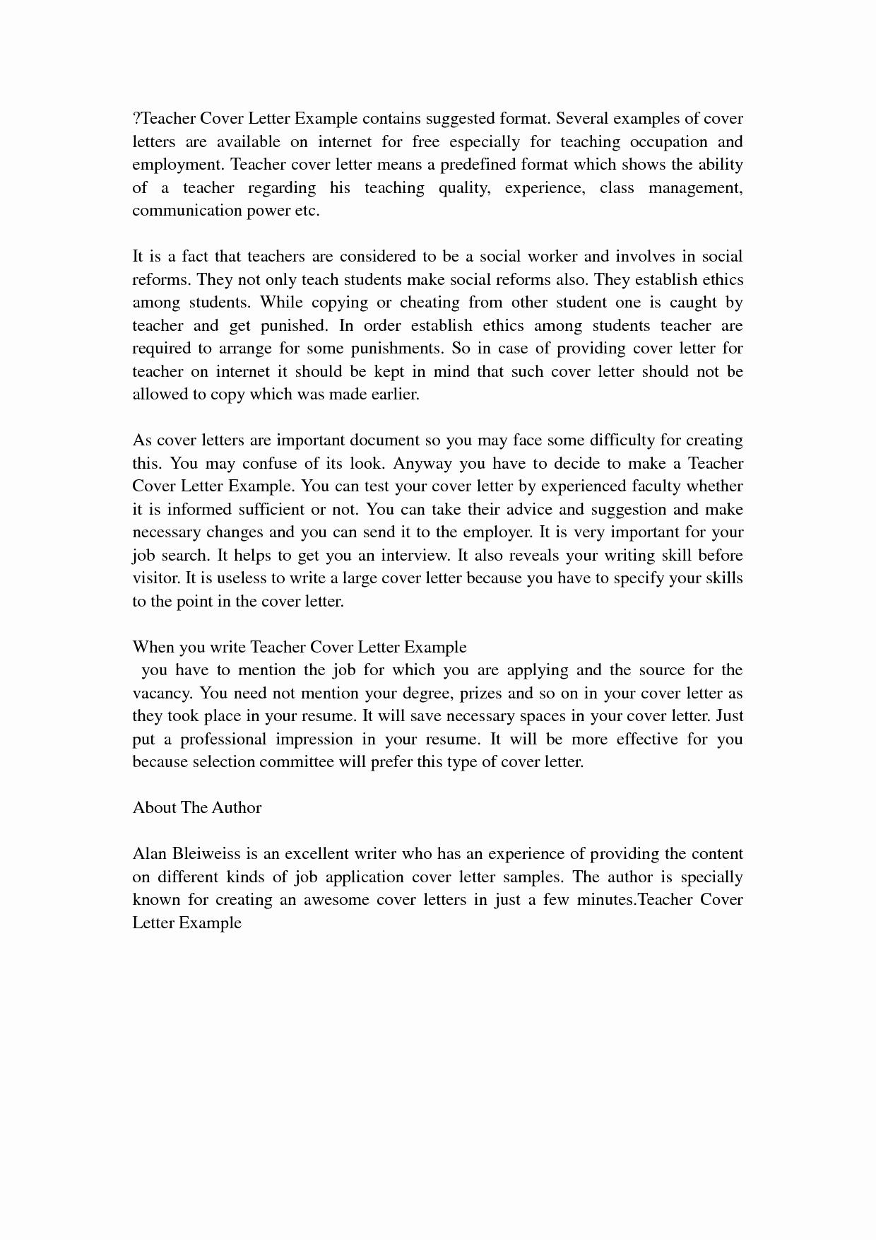 letter template doc 600