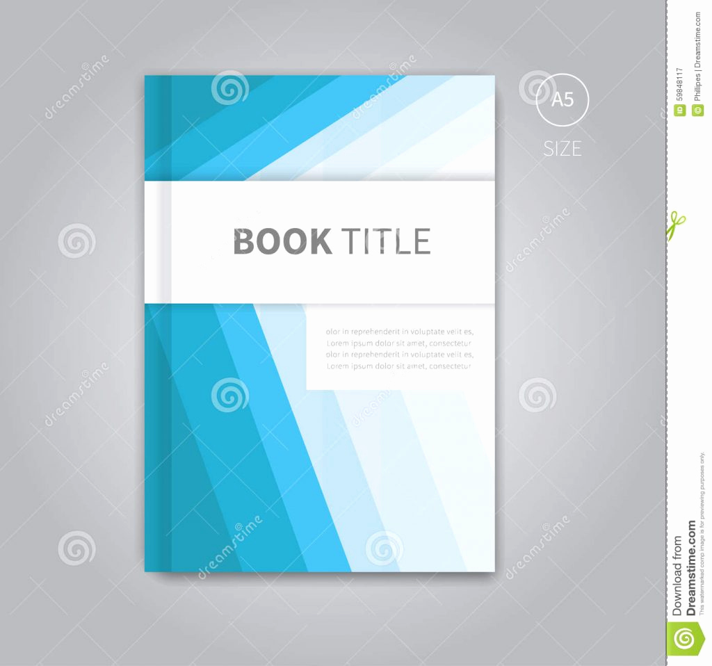 Cover Page Template Word Fresh Book Cover Template Indesign Shop Psd Download