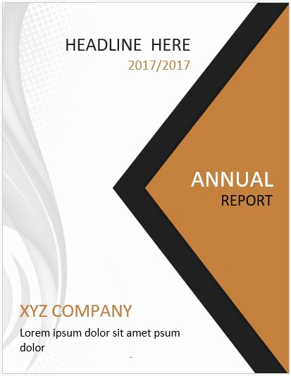 Cover Page Template Word New 20 Report Cover Page Templates for Ms Word