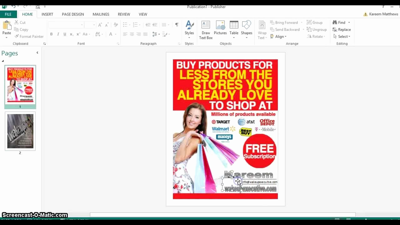 Create A Flyer In Word Best Of How to Make Double Page Flyer In Ms Word