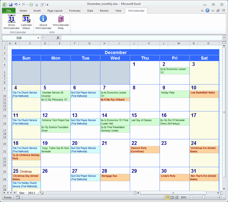 Create Calendar In Word Unique Calendar Maker & Calendar Creator for Word and Excel