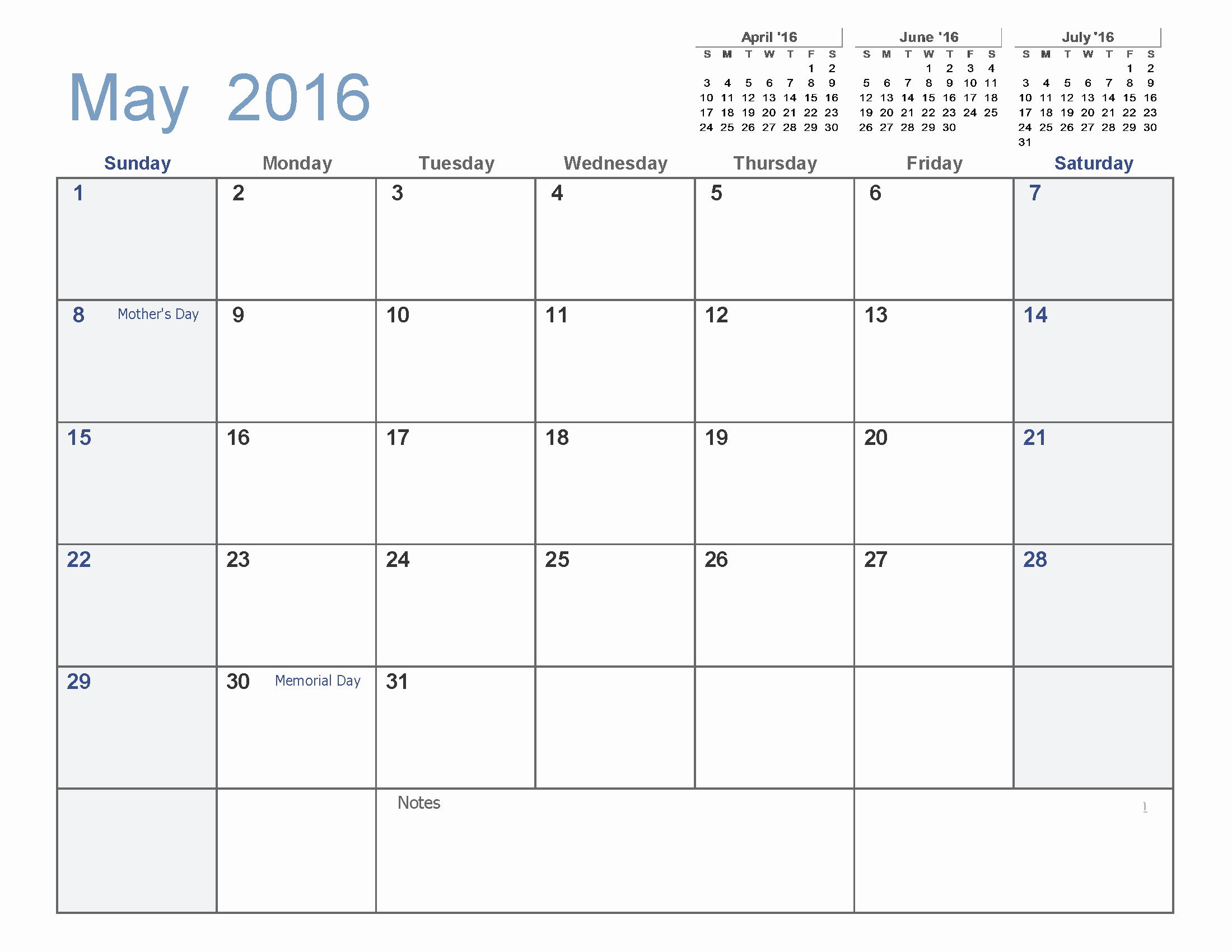 Create Calendars In Word Fresh May 2016 Printable Calendar [pdf Word