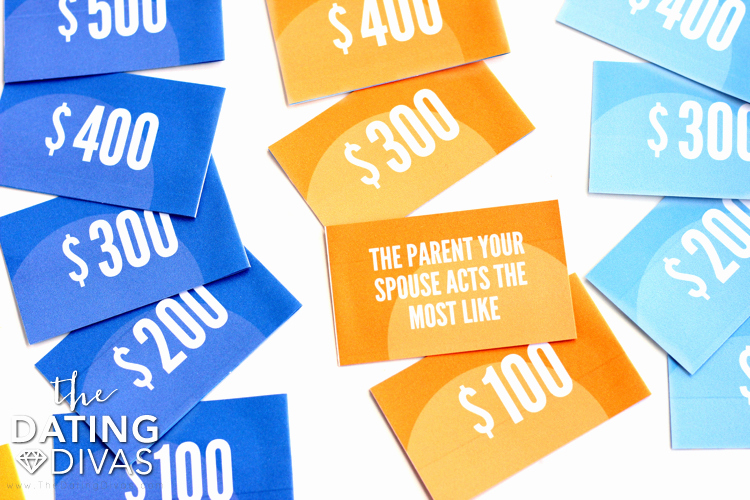 Create Your Own Jeopardy Game Best Of Diy Jeopardy Game for Couples From the Dating Divas