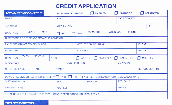 Credit Application form Pdf Luxury What Really Goes On at Car Dealerships Autoguide News