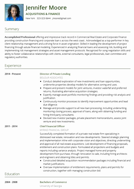 Curriculum Vitae Sample format Lovely Cv Examples and Live Cv Samples