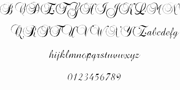 Cursive Fonts for Tattoos Inspirational 40 Free Cool Cursive Tattoo Fonts Hative
