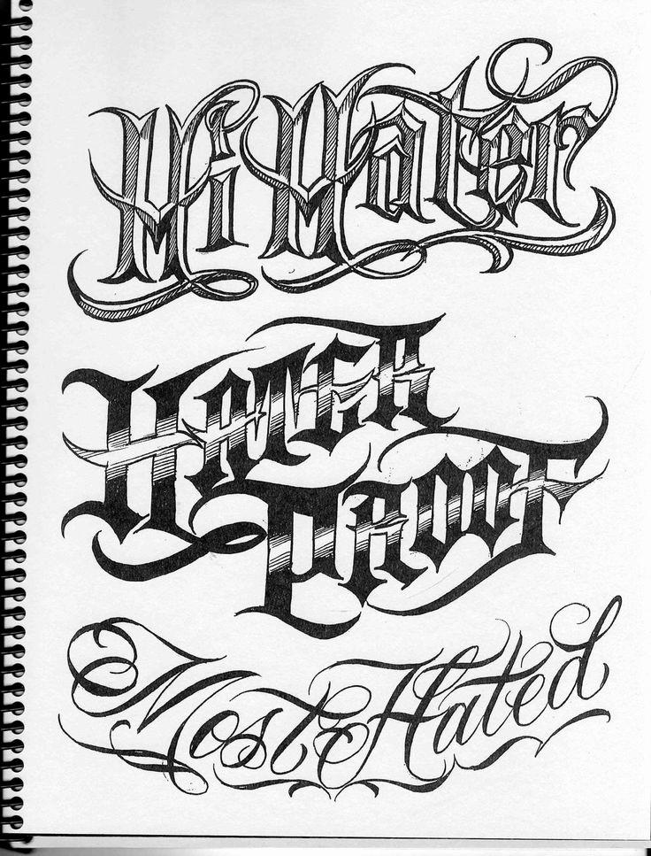 Cursive Fonts for Tattoos Luxury 92 Best Tattoo Lettering Ideas Images On Pinterest