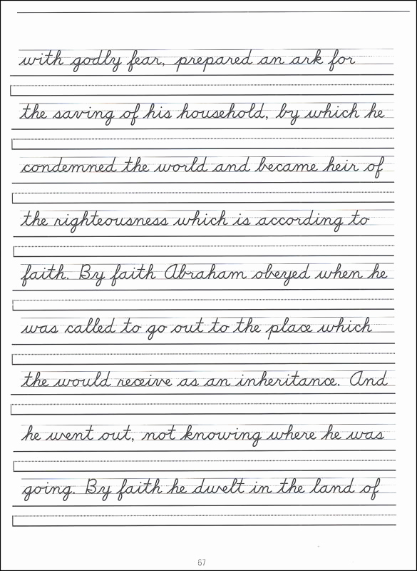 Cursive Handwriting Practice Pdf Best Of Scripture Character Writing Worksheets D Nealian Advanced