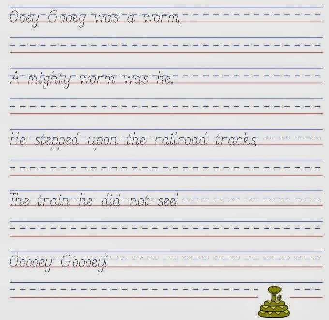 Cursive Writing Practice Pdf Inspirational Handwriting Practice Cursive