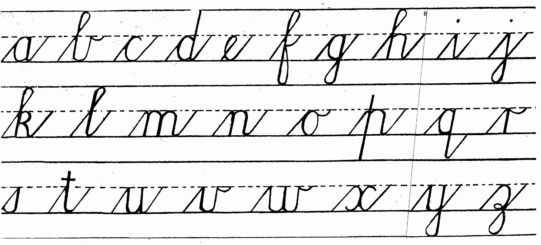 Cursive Writing Practice Pdf Luxury 13 Best Of Cursive Worksheets 9 Cursive Letters