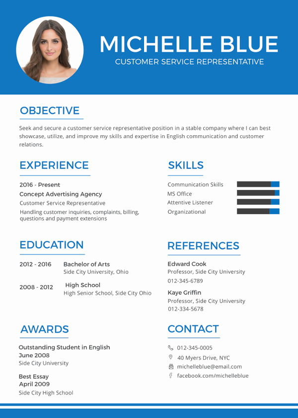 Customer Service Resume Samples Free Unique Customer Service Representative Resume 9 Free Sample