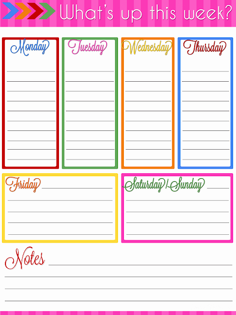 Daily Planner Printable Pdf Lovely Ultimate Planner Notebook Add Weekly Planner Printable