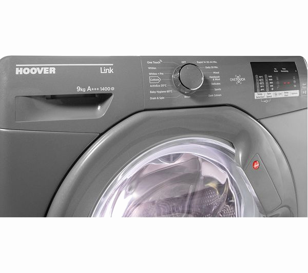 Dhl Shipping Cost Per Kg Awesome Buy Hoover Link Dhl 1492dr3r Nfc 9 Kg 1400 Spin Washing