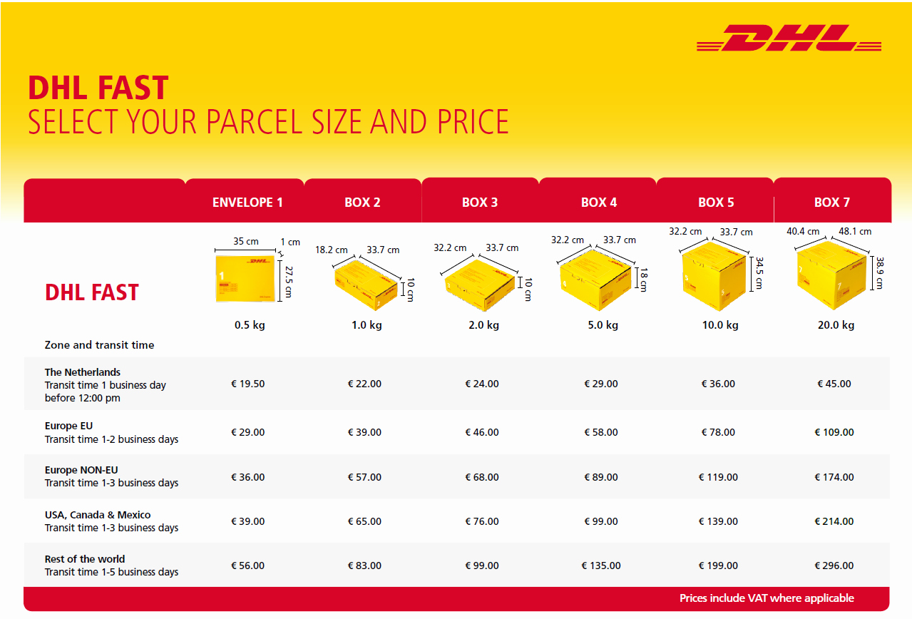 Dhl Shipping Cost Per Kg Luxury Dhl Fast