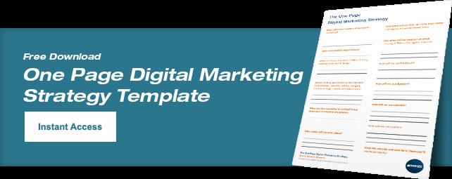 Digital Marketing Plan Template Inspirational Digital Marketing Strategy Understand and Calculate