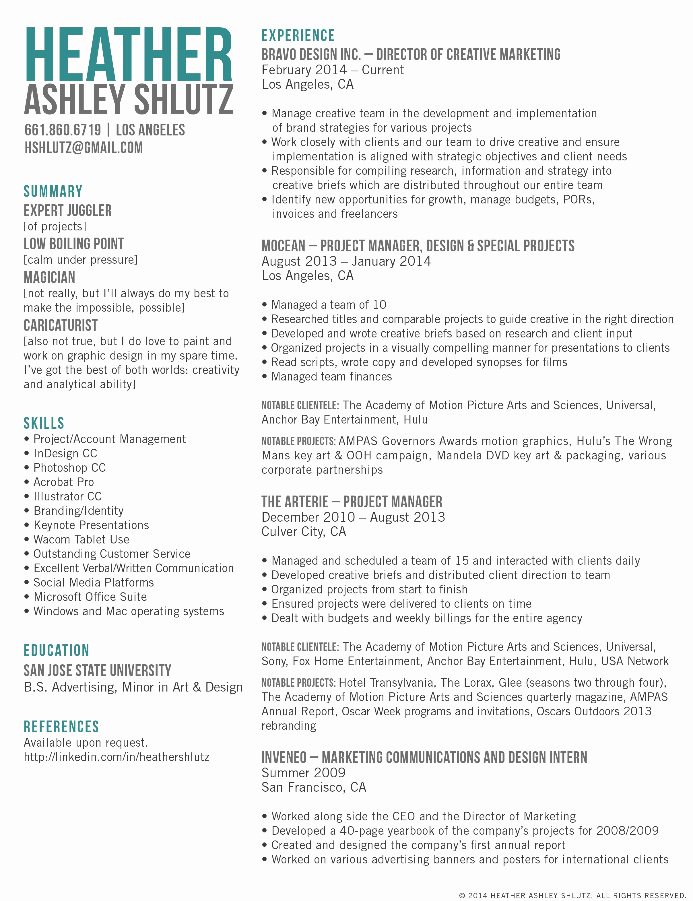 Digital Marketing Resume Sample Awesome Marketing Resumes Templates Best Sales Resume Examples