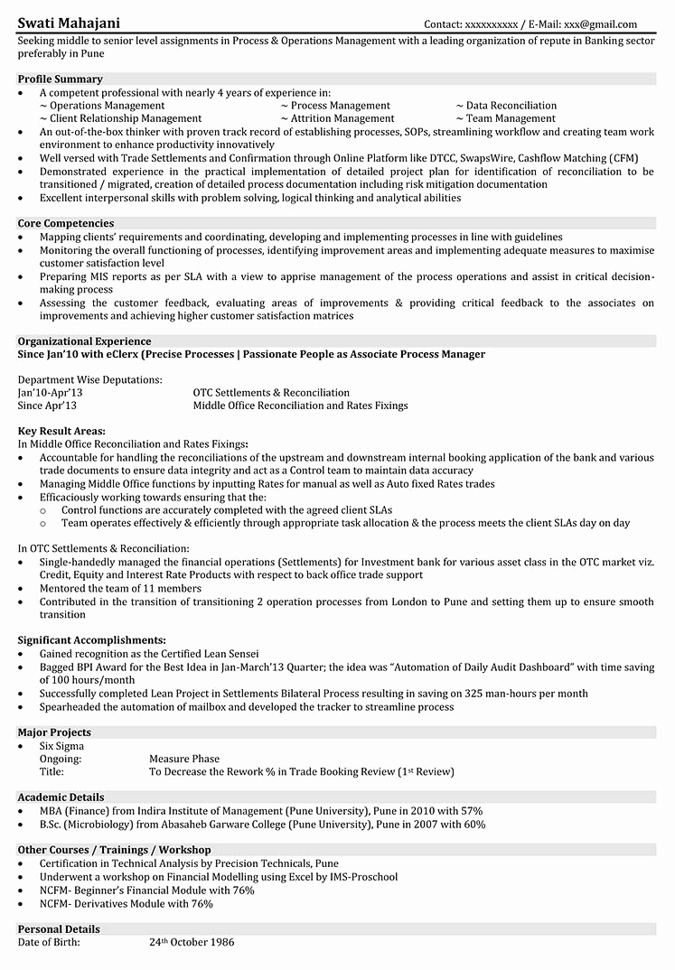 Director Of Operations Resume Luxury Resume Director Operations A College – Perfect