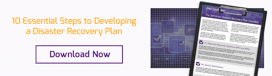 Disaster Recovery Plan Example Pdf New It Disaster Recovery Plan Checklist and Example Pdf