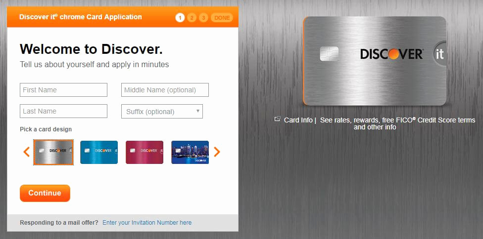 Discover Credit Card Designs Awesome is the Discover It Chrome Gas and Restaurant Card Worth