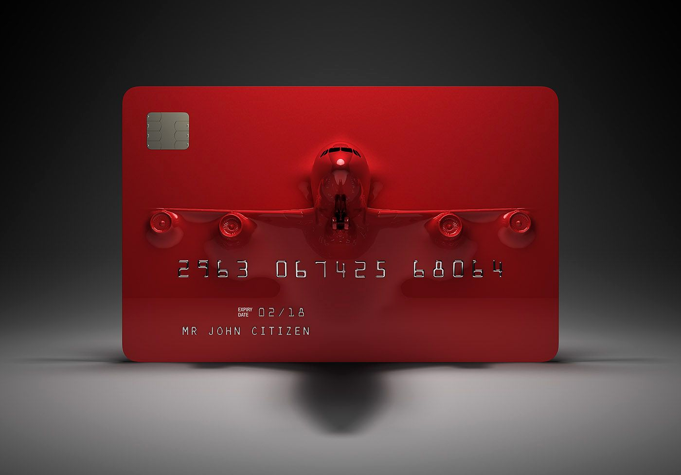 Discover Credit Card Designs Fresh A Flight In Every Card On Behance Card Design